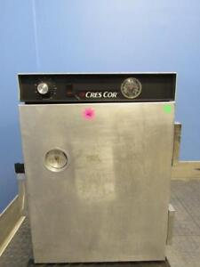 Cres Cor Food Warmer Heater Hot Box 5 Rack Holder Model H339135bk