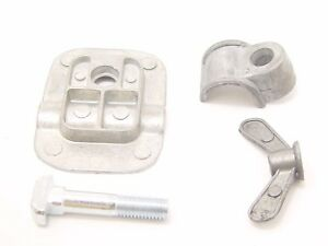 Seat Clamp Kit For Middle Seat Fits Volkswagen Type2 Bus 1952 1979