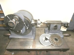 Large American Made Dividing Head Indexing Head