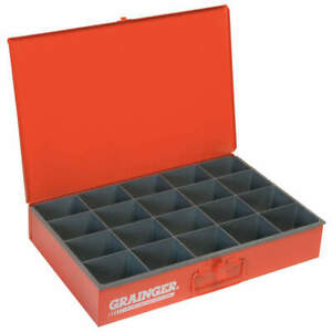 Durham Mfg 111 17 s1158 Drawer 20 Compartments red