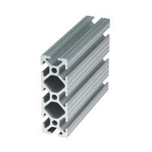 Extrusion t slotted 10s 72 In L 1 In W 1030 72