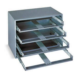 Durham Drawer Cabinet Frame 4 Drawers gray 303 95 Gray