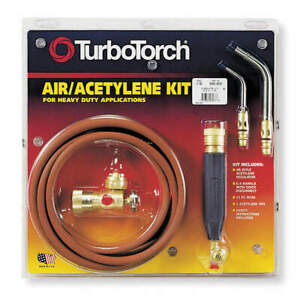 Turbotorch Air acetylene Kit 0386g0335