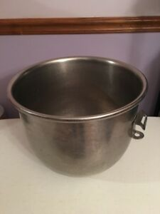 Genuine Hobart A 200 20 Stainless Steel Bowl