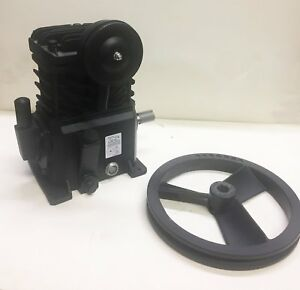 Campbell Hausfeld Vt4923 Air Compressor Pump flywheel Vt490000sj Vt472200aj