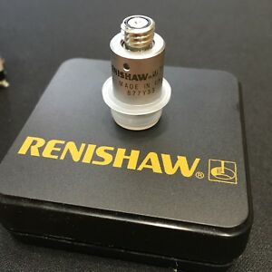 Renishaw Tp20 Touch Probe Body New In Box Rbe Made In Uk
