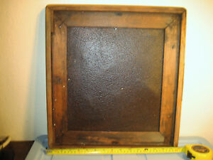 1930 Antique National Cash Register Steel Single Counter 728 Bottom Wood Base