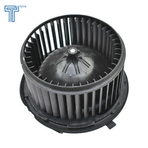 Brand New A c Heater Blower Motor W Fan Cage For Chevy Gmc Cadillac Hummer
