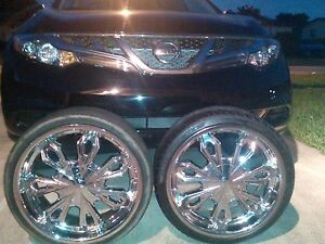 18 Inch Rims And Tires Set Of 4