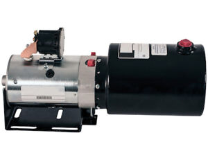 Buyers Products Hydraulic Power Unit 12v Dc pu304