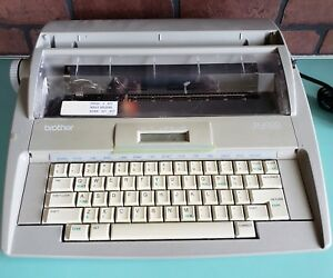 Brothers Sx 4000 Electric Typewriter