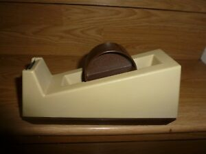 Vintage Scotch 3m Heavy duty C 25 Tape Dispenser Holder