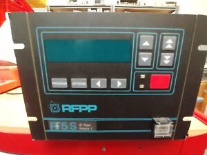 Rfpp Rf5s 500w Rf Generator Ae 13 56 Power Supply Plasma