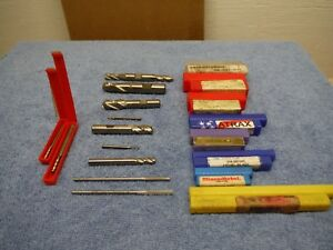 Atrax Mill Monster Micrometal Accupro End Mills Nos Lot 11