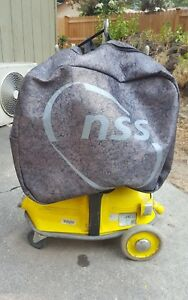 Nss National Super Service M 1 Pig Heavy Duty Commercial Vacuum W Bag