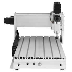 Desktop 3 Axis Cnc Router Engraver 3040 Engraving Drilling Milling Machine I9i5