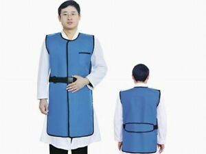 Sanyi Flexible X ray Protection Protective Lead Vest 0 35mmpb Blue Faa05 M Vip