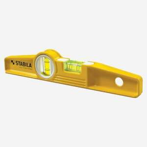 Stabila 25010 10 Die cast Torpedo Level Without Magnets type 81sm