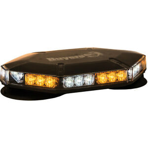 Buyers Products Amber clear Hexagonal 30 Led Mini Light Bar 8891102