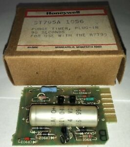 Nos Honeywell St795a1056 Purge Timer Plug In 90 Seconds Use With R7795