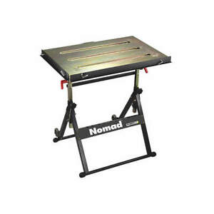 Buildpro Portable Welding Table 30w 20d cap 350 Ts3020 Black