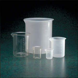 Dynalon Graduated Beaker 500ml pmp pk6 222045 0500
