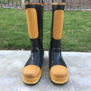 Firefighter Boots 12