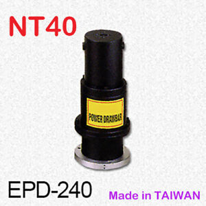 Electric Power Drawbar Nt 40 Epd 240 Madein Taiwan