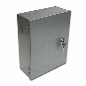 Sb973 9 Electrical Enclosure Cabinet Alarm Locking Box Distribution Box
