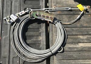 Dbi Sala Sayfline Cable Horizontal Lifeline System Model 7602100