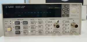 Hp Agilent Keysight 53131a 225 Mhz Universal Frequency Counter Used Calibrated