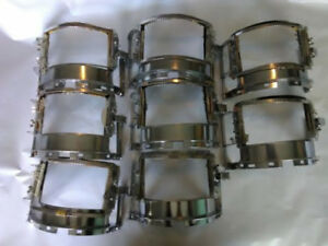 8 Commercial Embroidery Machine Hat Frame Hoops