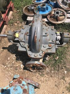 Durco Slr 150 Split Case Pump used