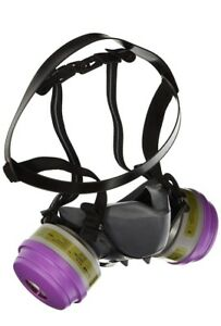 North Half Mask Respirator 5500 Series 5500 30l large Includes 2 Cartridges