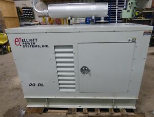 Eliott Magnetek Lp Gm Engine Standby Generator 20kva Automatic Transfer Switch