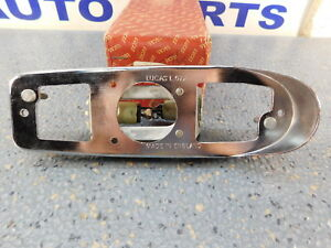 Lucas Stop Tail Light Base For Lamp L572 575776 Not Common Rootes Nos