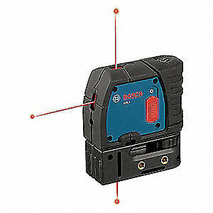 Bosch Self leveling Alignment Laser 100 Ft Gpl 3