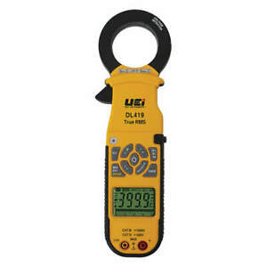 Clamp Meter digital 1000a Dl419