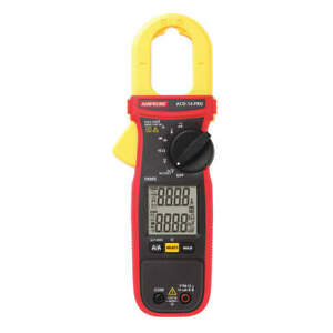 Amprobe Clamp Meter trms dual Lcd Acd 14 pro