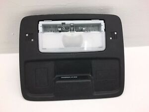 2010 2015 Chevy Camaro Dome Light Trim Cover Sun Roof Switch Oem