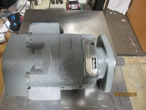 Parker 323 9110 268 Pgp 350 Cast Iron Oil Hydraulic Pump a3s5