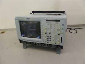 Lecroy Lc584al 1ghz Oscilloscope 4 Channel Color Screen