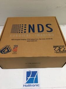 Nds Endovue Endoscopy National Display 15 Flat Panel Monitor 90x0217 d new