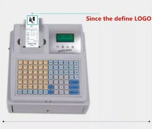 New Electronic Cash Register Cashier Pos Machine With Software For Multifunctio