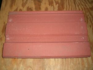 Ro tile Bar Style Concrete Roof Tile Red Tile