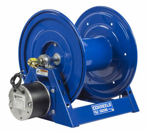 Coxreels Hp1125 4 100 Hp Competitor Reel Capable Of 100 X 1 2 Hose 5000 Psi