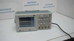 Tek Tds3014c 100 Mhz 4 Channel 1 25 Gs s Digital Oscilloscope With Ethernet