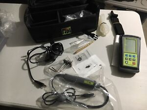 Tpi Model 716 Flue Gas Analyzer