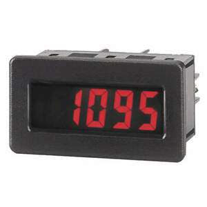 Red Lion Adj Time Base Tach W red Backlight Dt800020