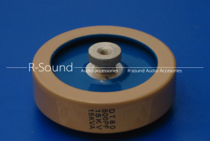 1pc Dt80 500pf 15kv 15kva Frequency Voltage High Power Capacitor